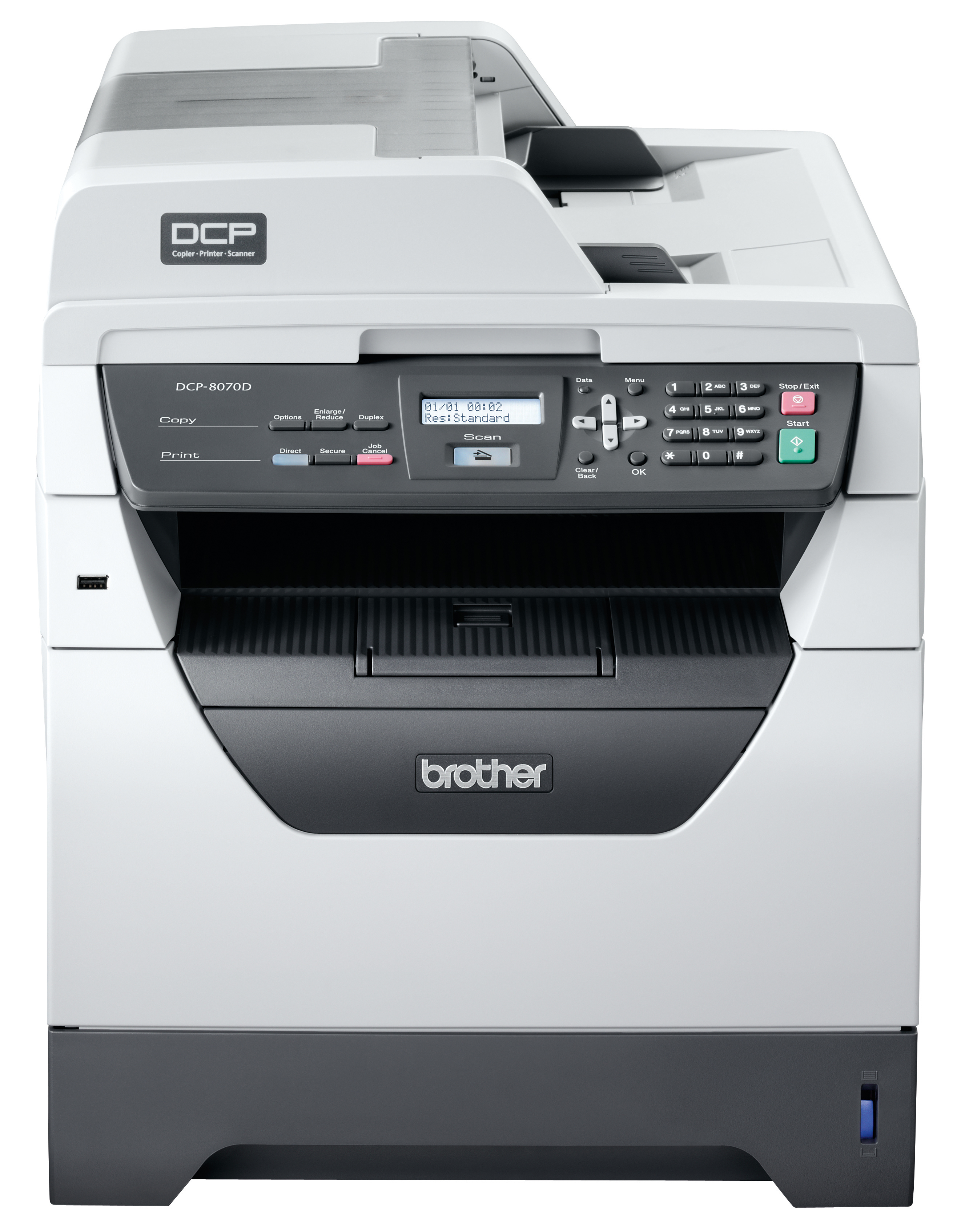 Brother DCP-8070 (DCP-serie)