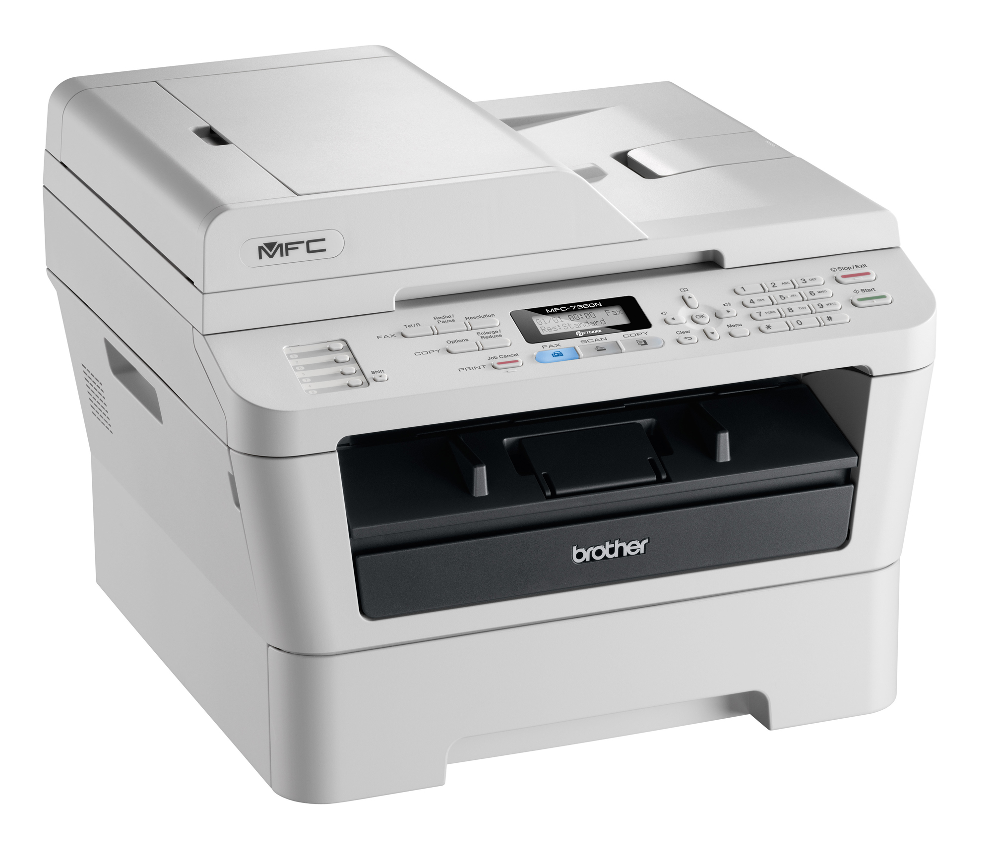 Brother MFC-7360 (MFC-serie)