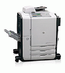 HP Color Laserjet CM8050 (Color Laserjet)