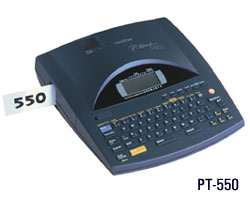 Brother PT-550 (P-touch serie)