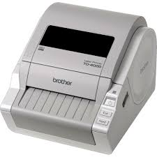 Brother TD-4000 (P-touch serie)