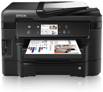 Epson WF-3540 (WorkForce)