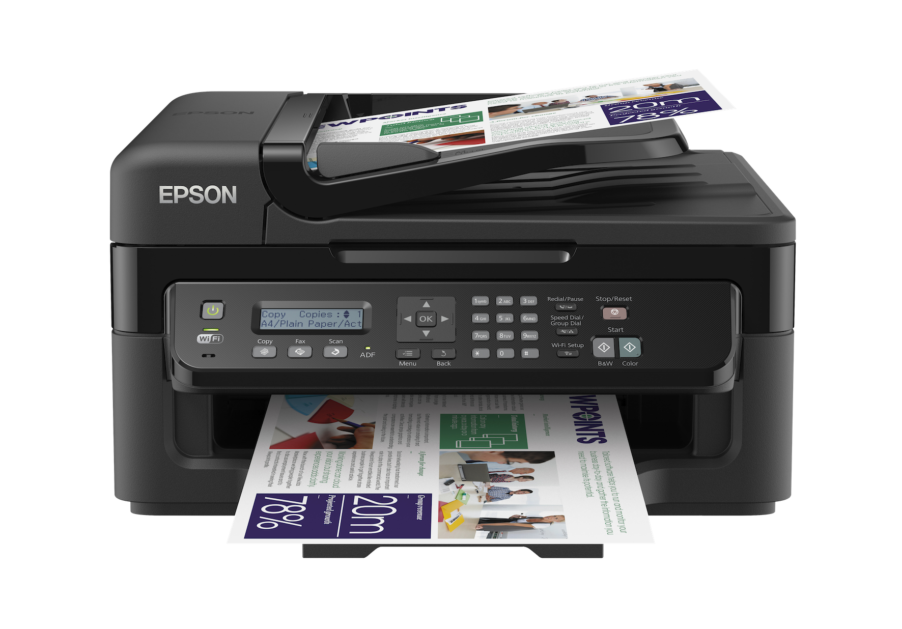 Epson WF-2520 (WorkForce)