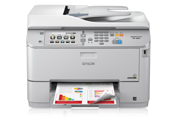 Epson WF-5690 (WorkForce)