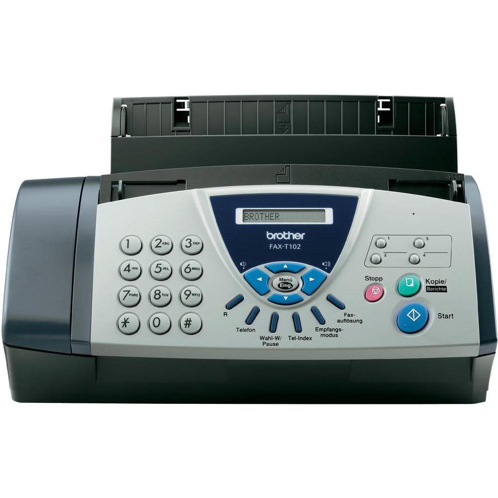 Brother Fax-T102 (Fax-serie)