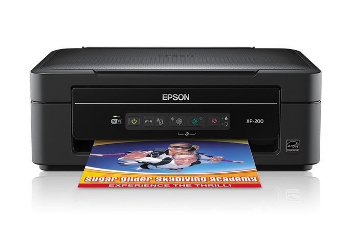 Epson Expression Home XP 200 (Expression serie)