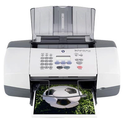 HP Officejet 4100 (Officejet serie)