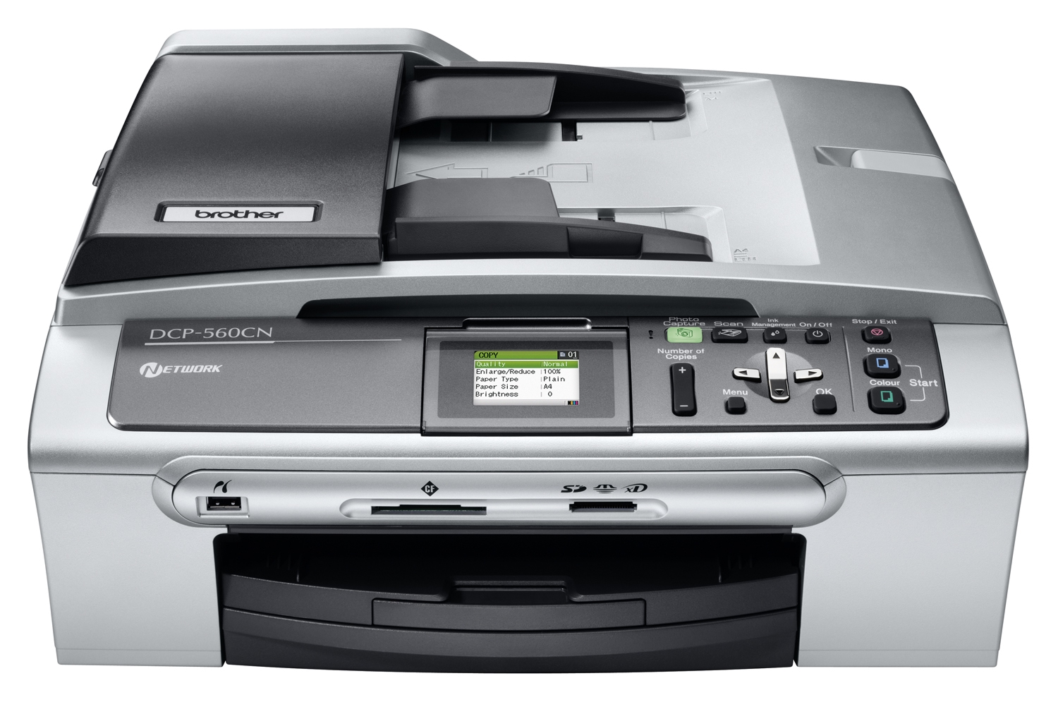 Brother DCP-560 (DCP-serie)