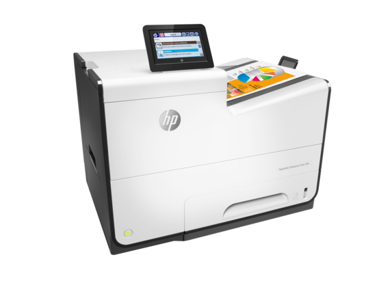 HP PageWide 556 (PageWide)
