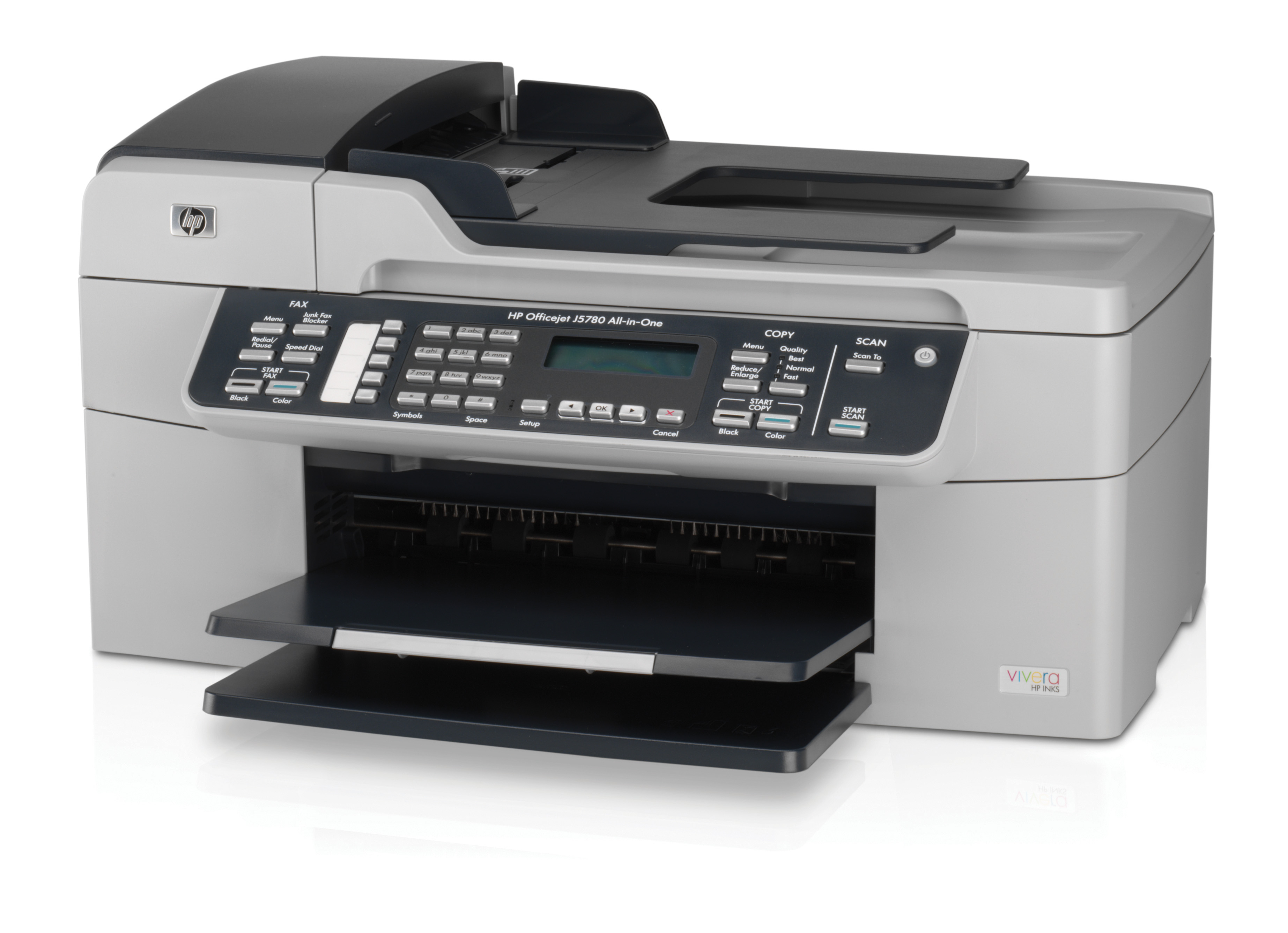 HP Officejet J5780 (Officejet serie)