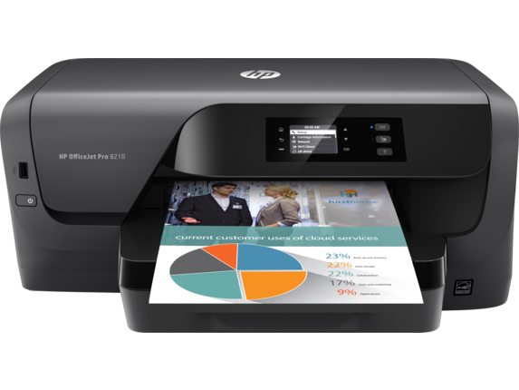 HP Officejet Pro 8210 (Officejet)
