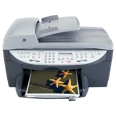 HP Officejet 6110 (Officejet serie)