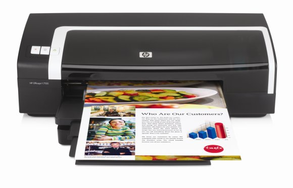 HP Officejet K7100 (Officejet serie)