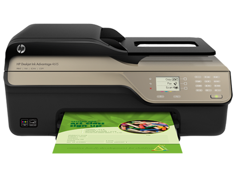 HP Deskjet Ink Advantage 4615 (Deskjet)