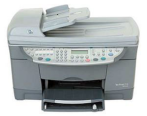 HP Officejet 7110 (Officejet serie)