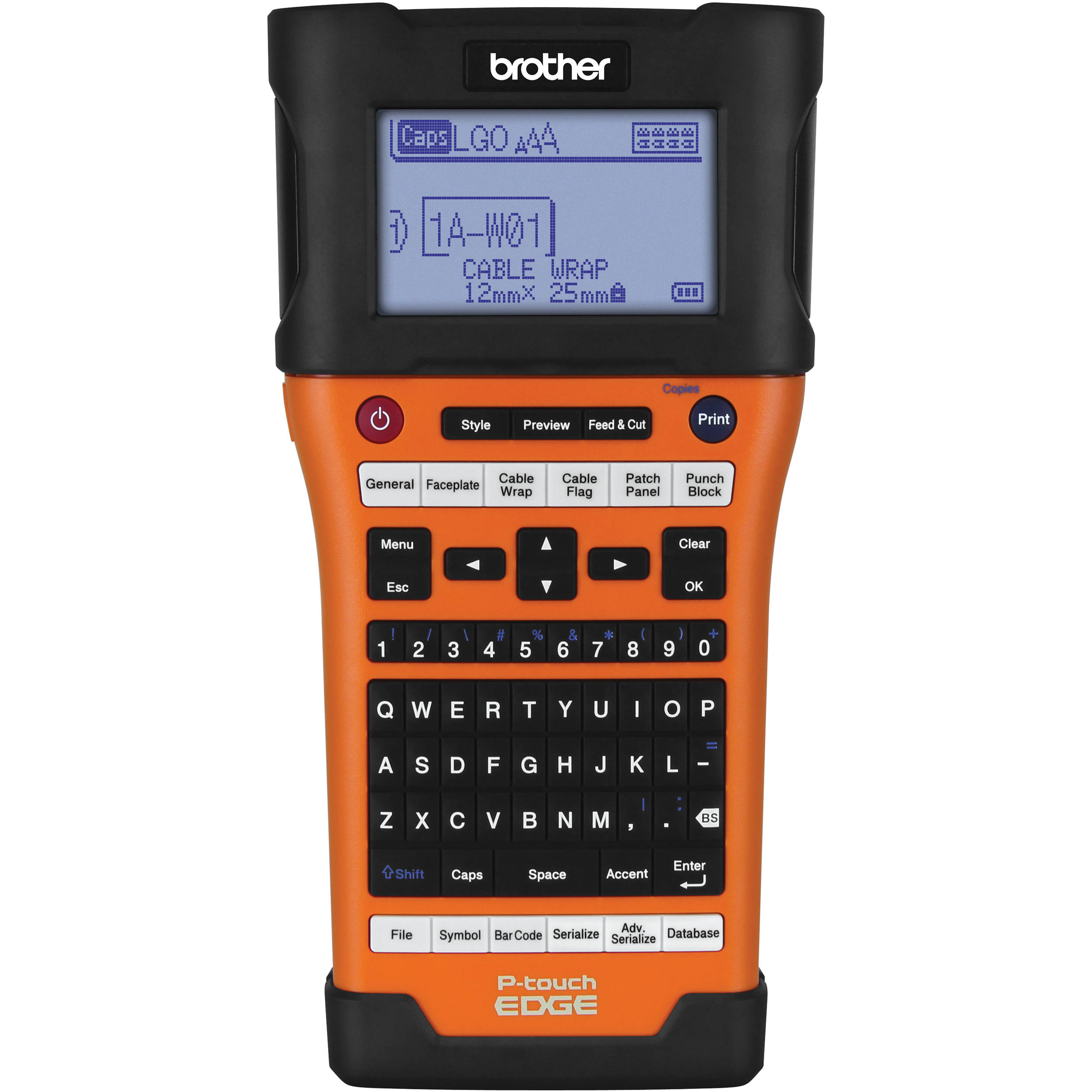 Brother PT-E500 (P-touch serie)