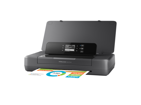 HP Officejet 200 Mobile (Officejet)