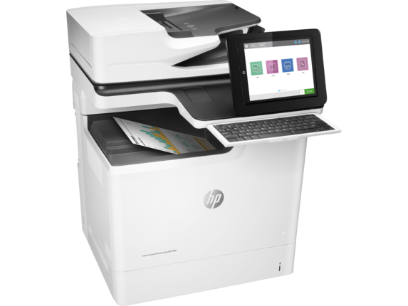 HP Color LaserJet Enterprise MFP M681 (Color Laserjet Enterprise)