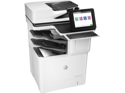 HP LaserJet Enterprise Flow MFP M632z (Color Laserjet Enterprise)
