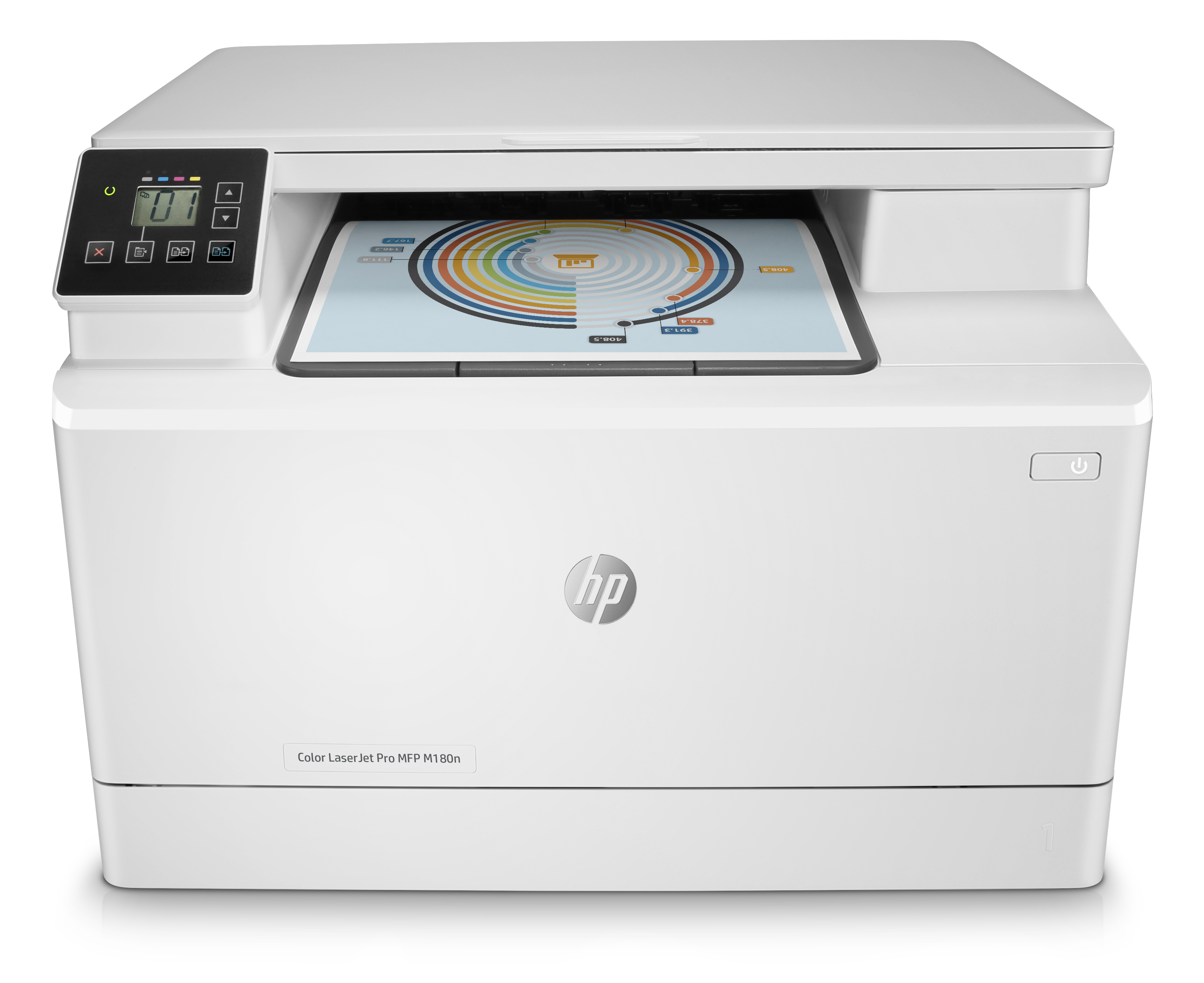 HP Color Laserjet Pro MFP M180 (Color Laserjet)