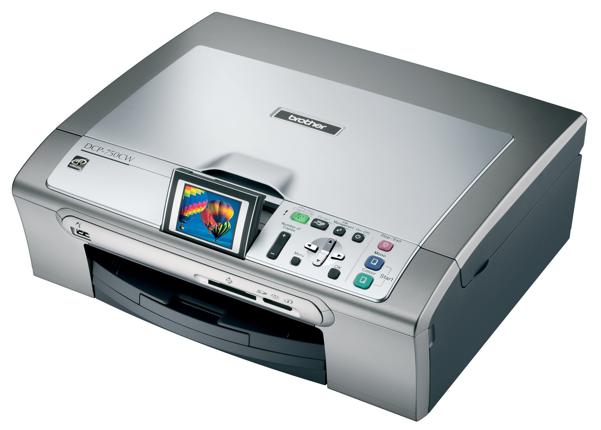 Brother DCP-750 (DCP-serie)