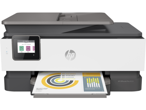 HP Officejet Pro 8020 (Officejet)