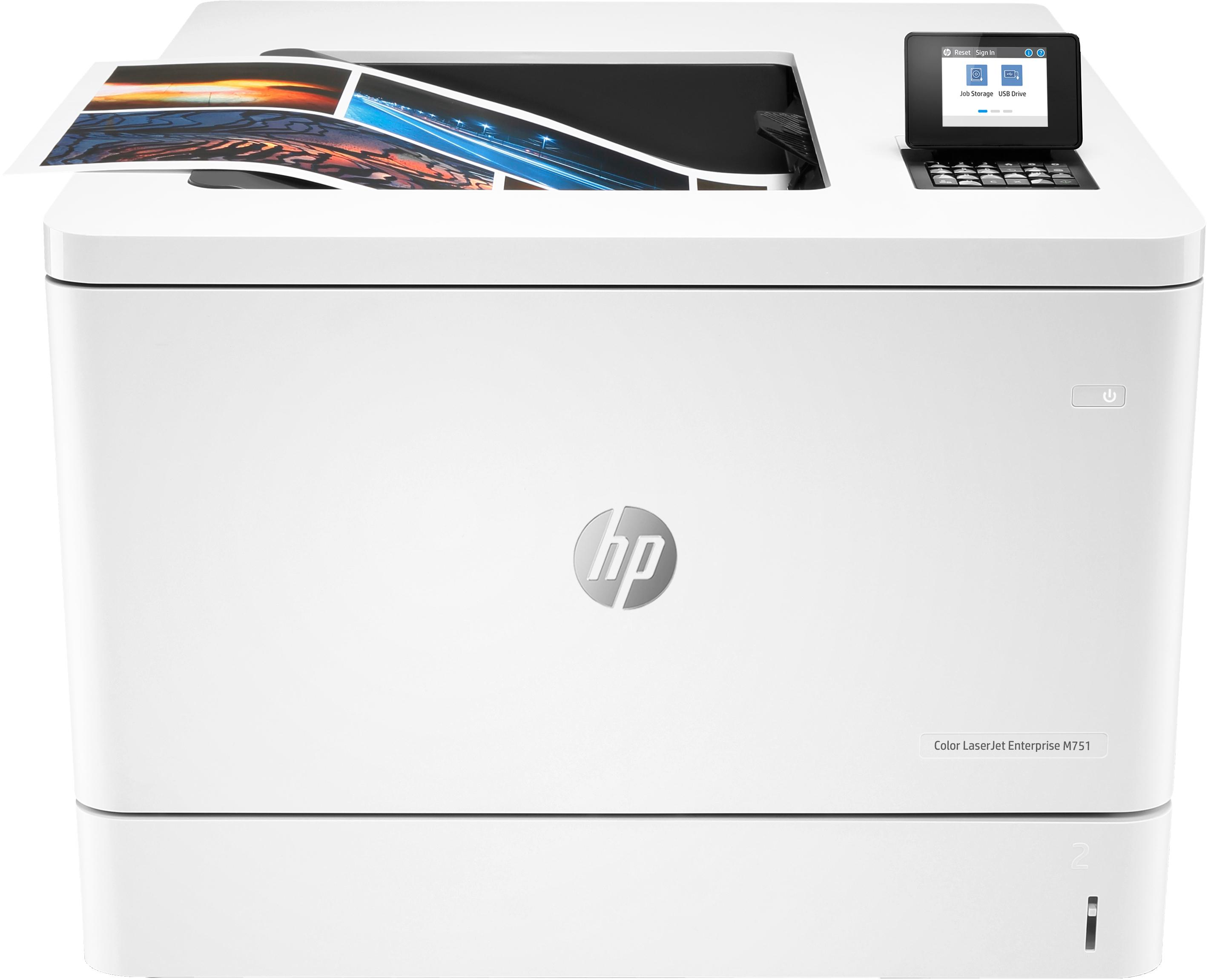 HP Color Laserjet Enterprise M751 (Color Laserjet Enterprise)