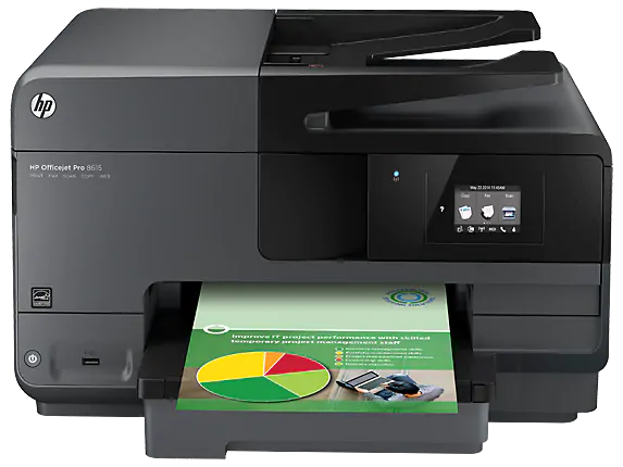 HP Officejet Pro 8615 (Officejet)