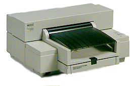 HP Deskwriter 550 (Overige HP series)
