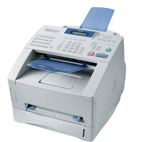 Brother Fax-8360 (Fax-serie)