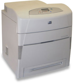 HP Color Laserjet 5550 (Color Laserjet)