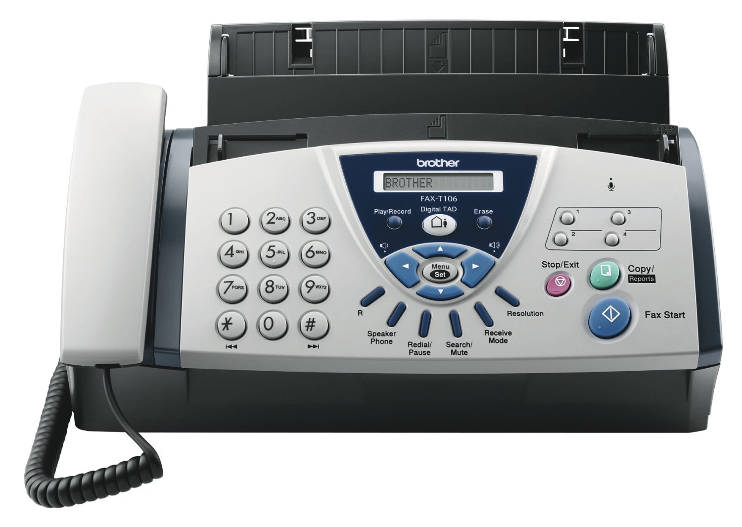 Brother Fax-T106 (Fax-serie)