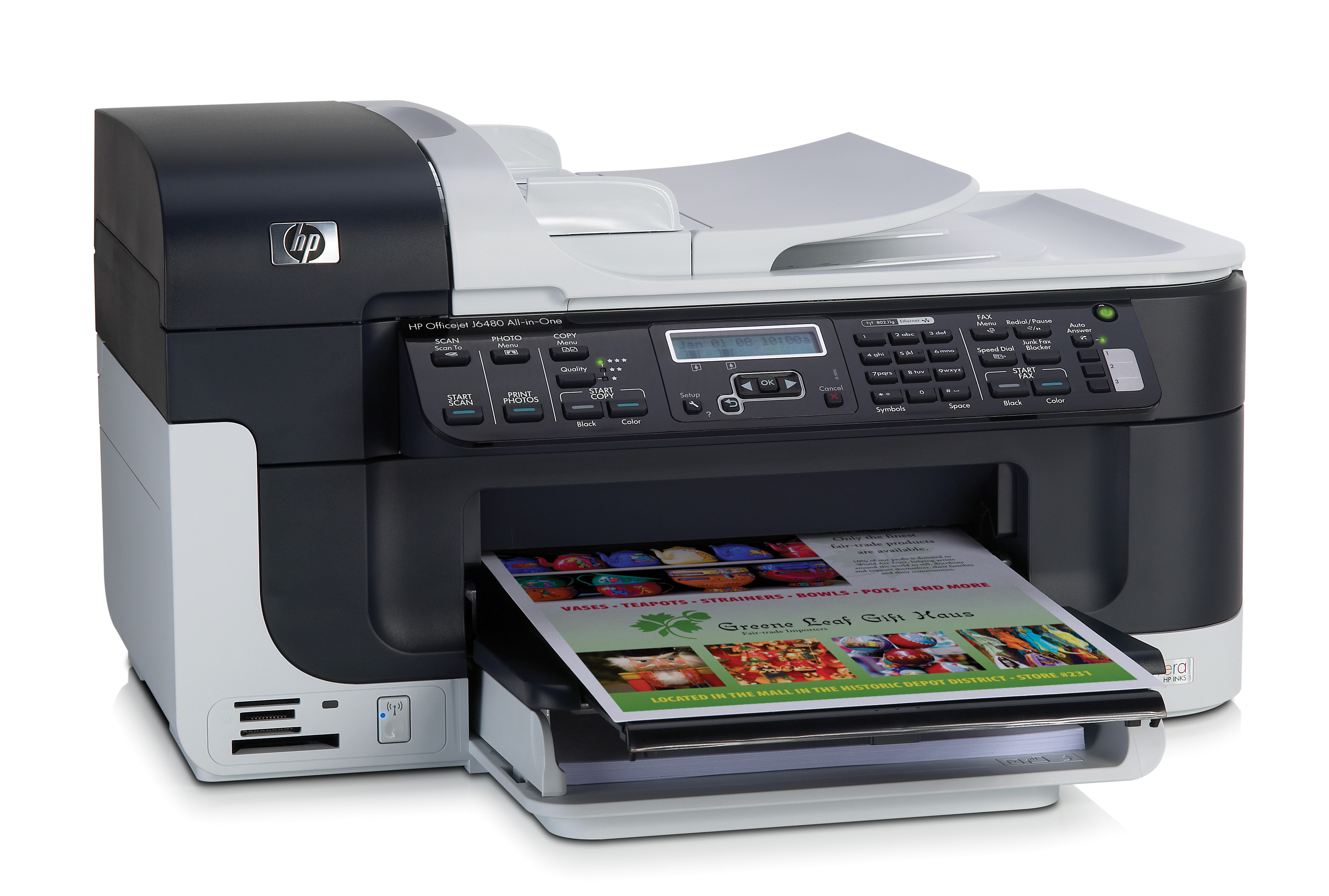 HP Officejet J6415 (Officejet)
