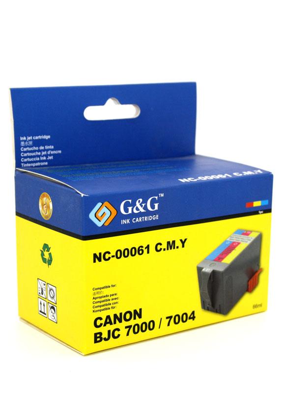 Huismerk Canon BCI-61C kleur