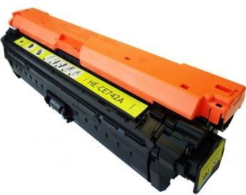 Huismerk HP 307A geel