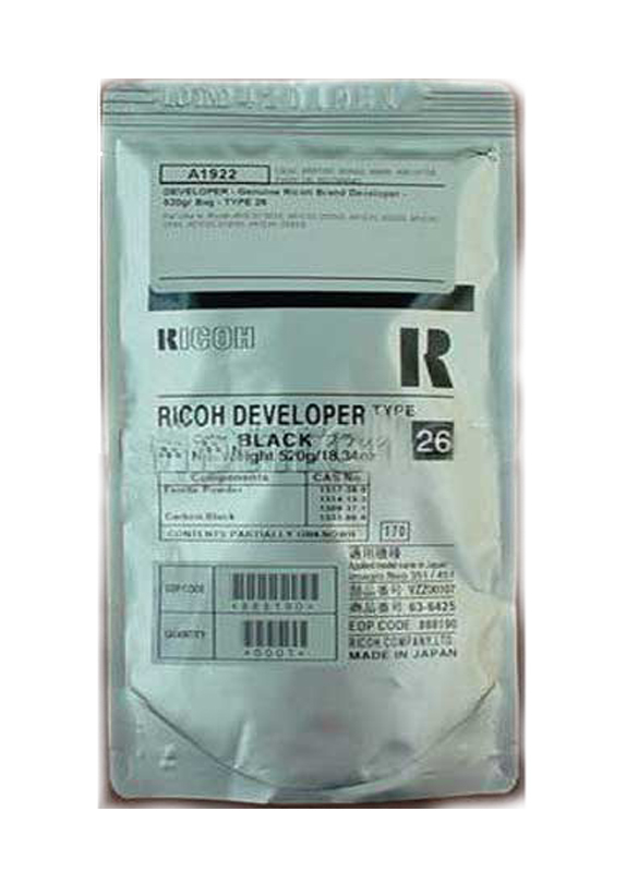 Ricoh Type 3 (developer) zwart