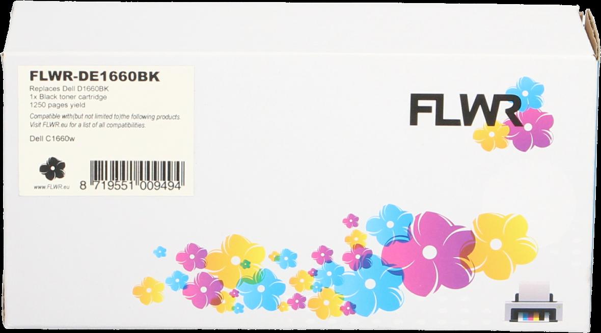 FLWR Dell 593-11130 zwart