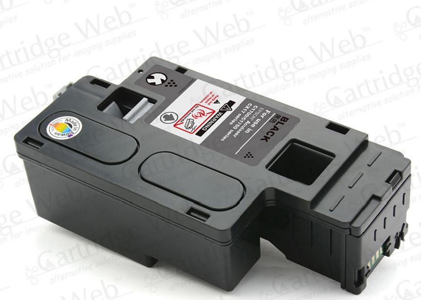 Huismerk Epson C1700 zwart