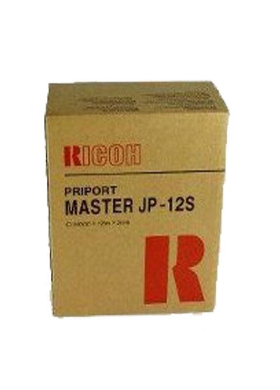 Ricoh Type JP12S (A4) (master) zwart