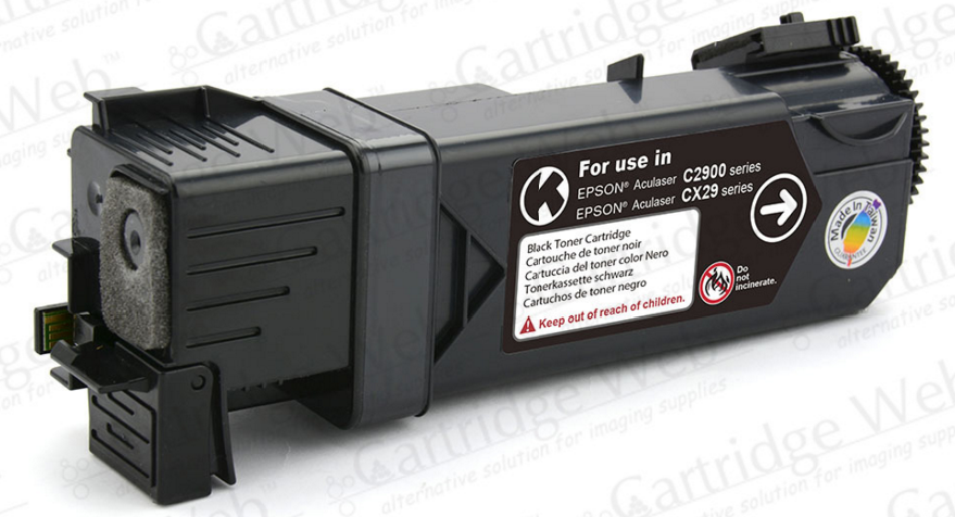 Huismerk Epson C2900 zwart