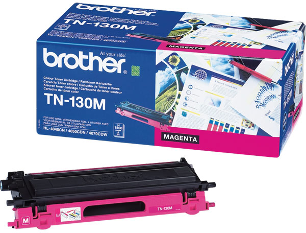 Brother TN-130 magenta