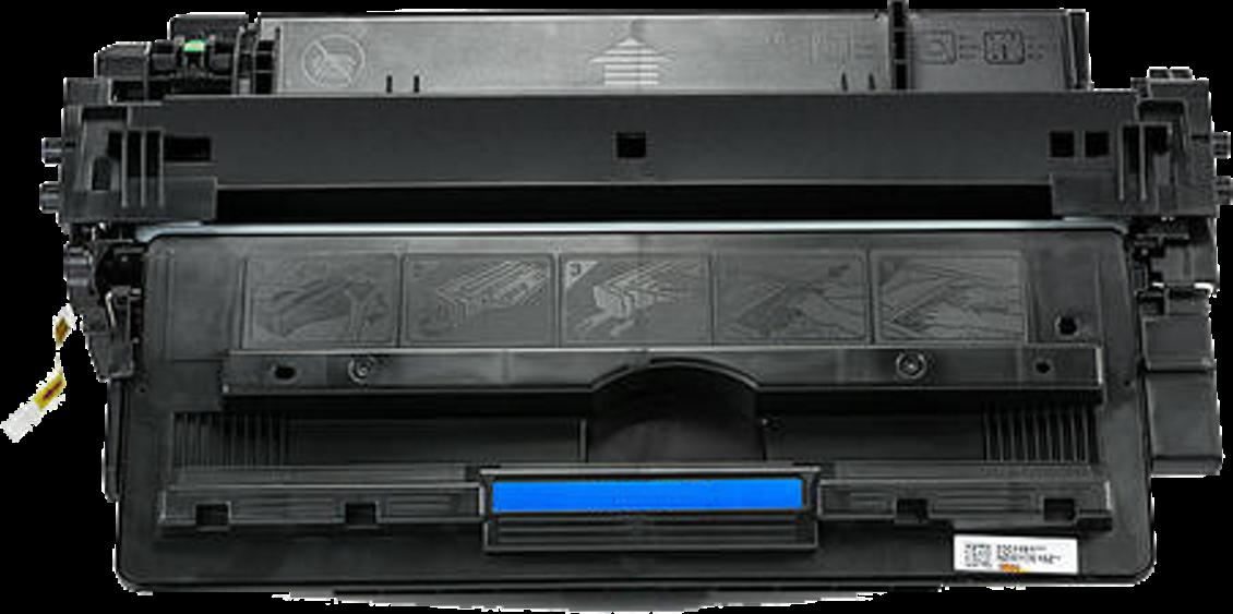 Huismerk HP 14A / 14X zwart