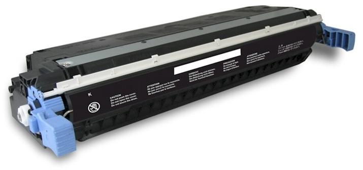 Huismerk HP 645A zwart