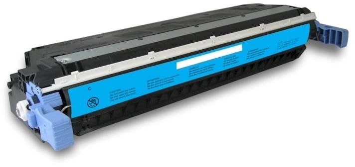 Huismerk HP 645A cyaan