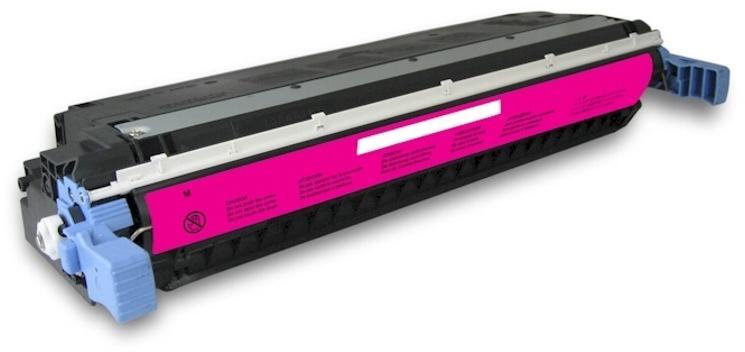 Huismerk HP 645A magenta