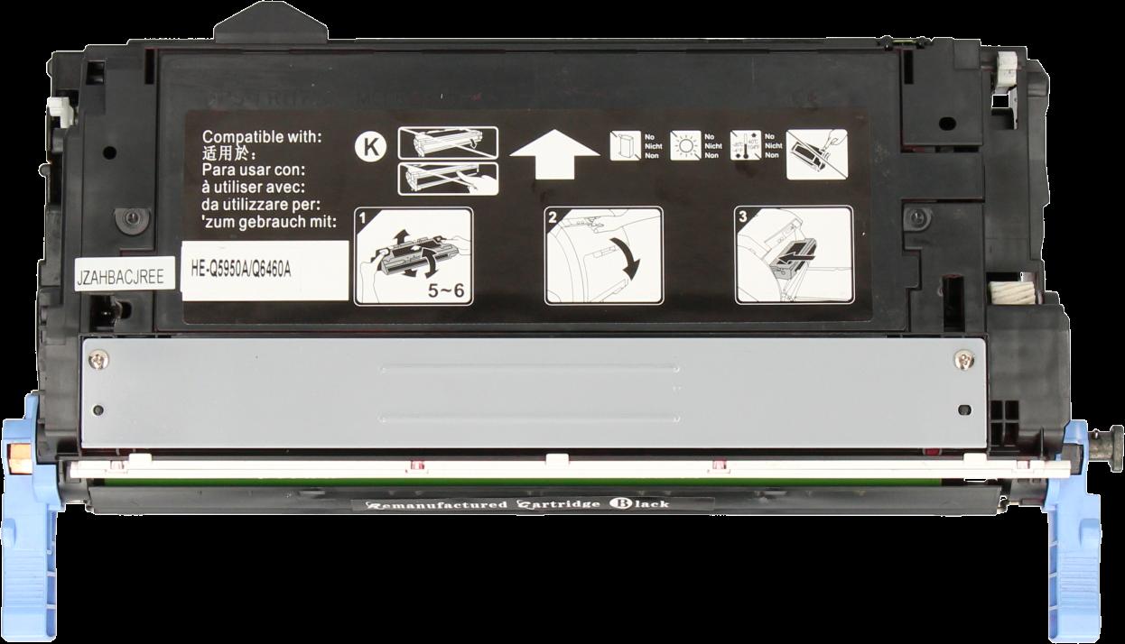 Huismerk HP 644A zwart