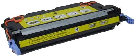 Huismerk HP 644A geel