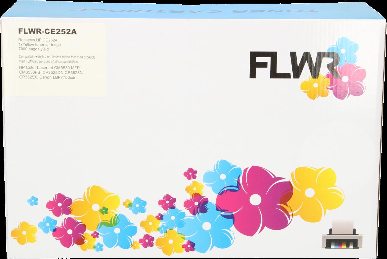 FLWR HP 504A geel