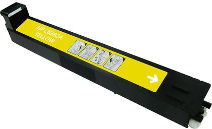 Huismerk HP 824A geel