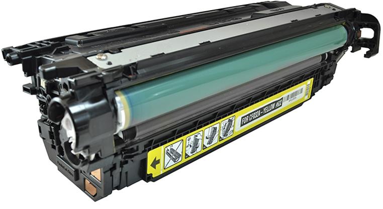 HP 646A geel